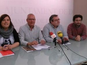 El PSOE habla sobre el Plan Estructural