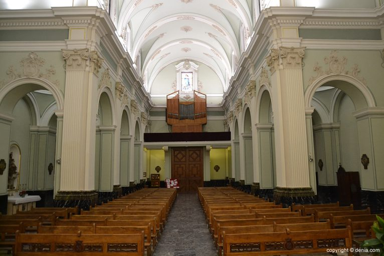 Iglesia de Nuestra Señora de la Asunción - Dënia