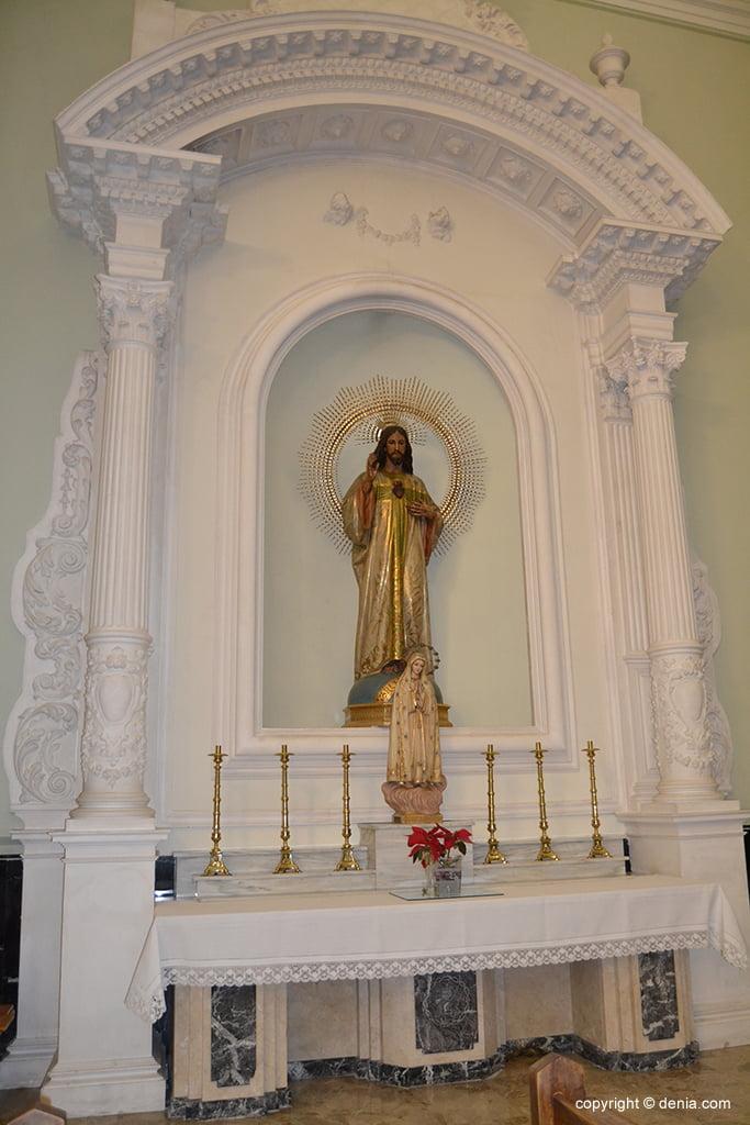 Iglesia de Nuestra Señora de la Asunción – cristo