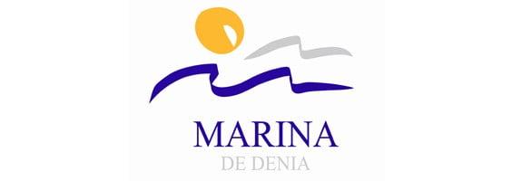 Логотип Марина-де-Дения 564