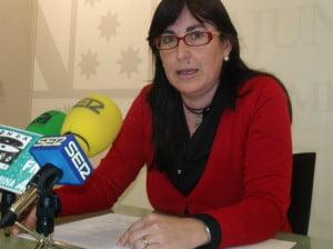 María Mut concejala de disciplina urbanística del Ayuntamiento de Dénia