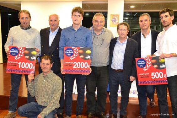 Premios Deporte Fundació Dénia