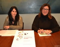 Reme Cerdà y Ana Kringe