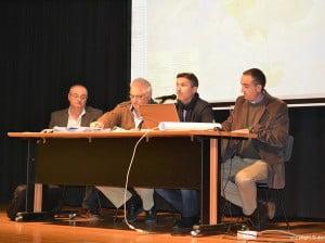 Reunión participativa por el Plan General Estructural
