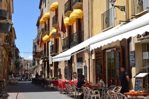 Terrazas de la Calle Loreto