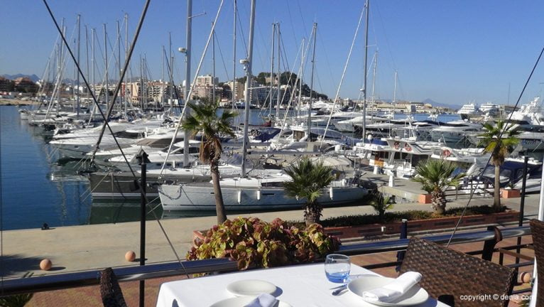 Vista Marina de Denia