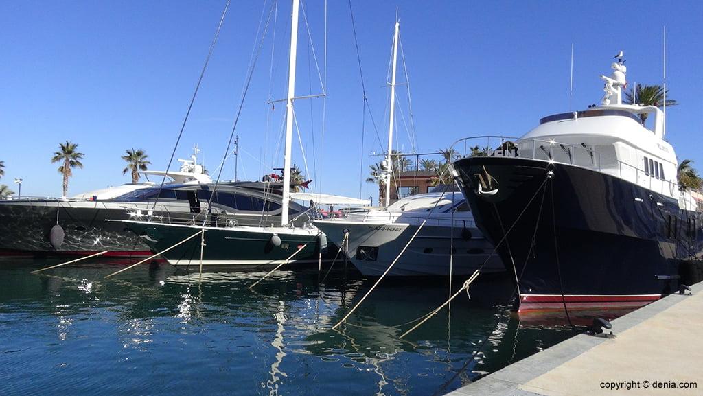 Yates Marina de Denia