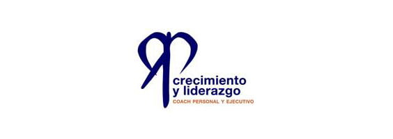 logotipo página crecimiento y liderazgo