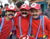 Carnaval en Dénia 2015 - Super Mario Bros