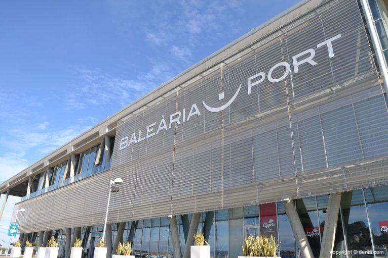 Baleària port Dénia