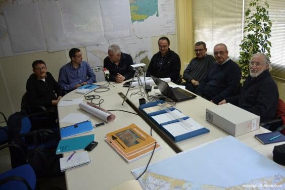 Equipo de trabajo del Plan general Estructural