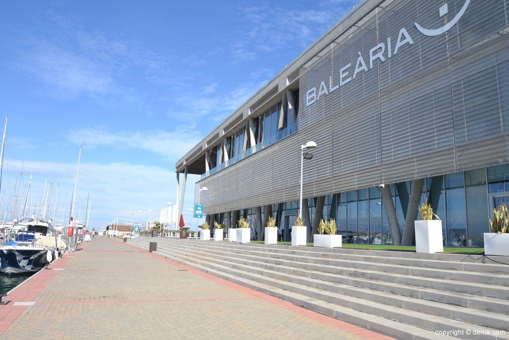 Estación Marítima de Dénia