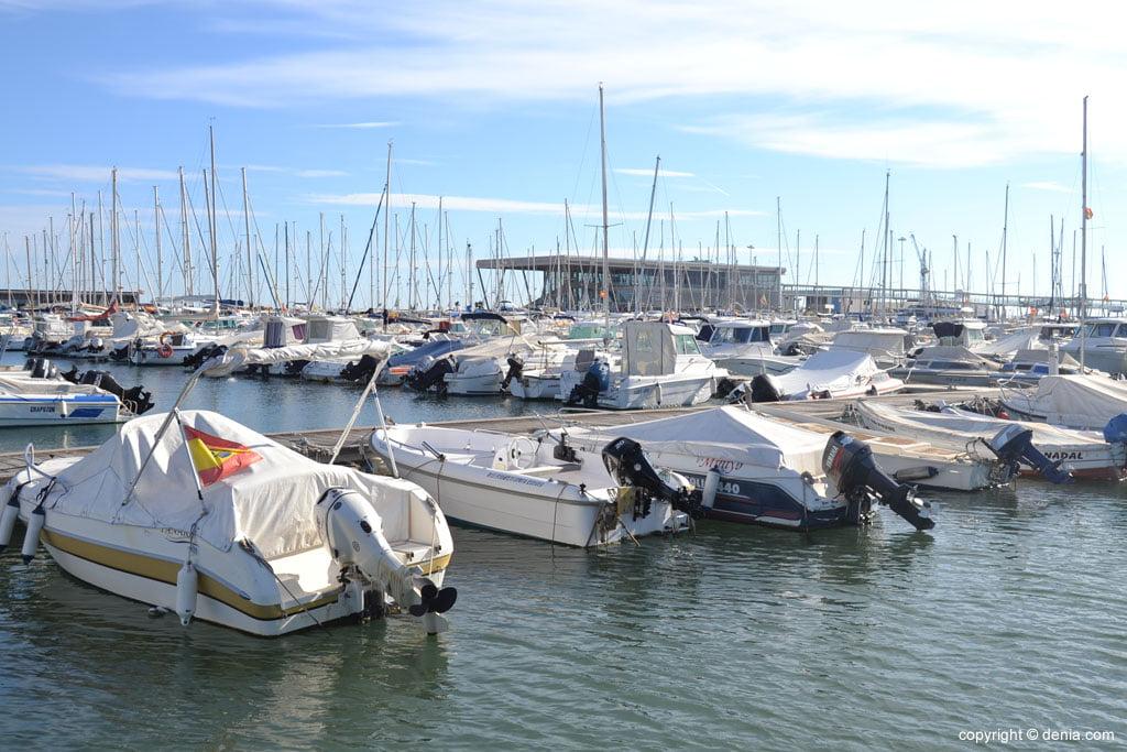 Fachada marítima de Dénia