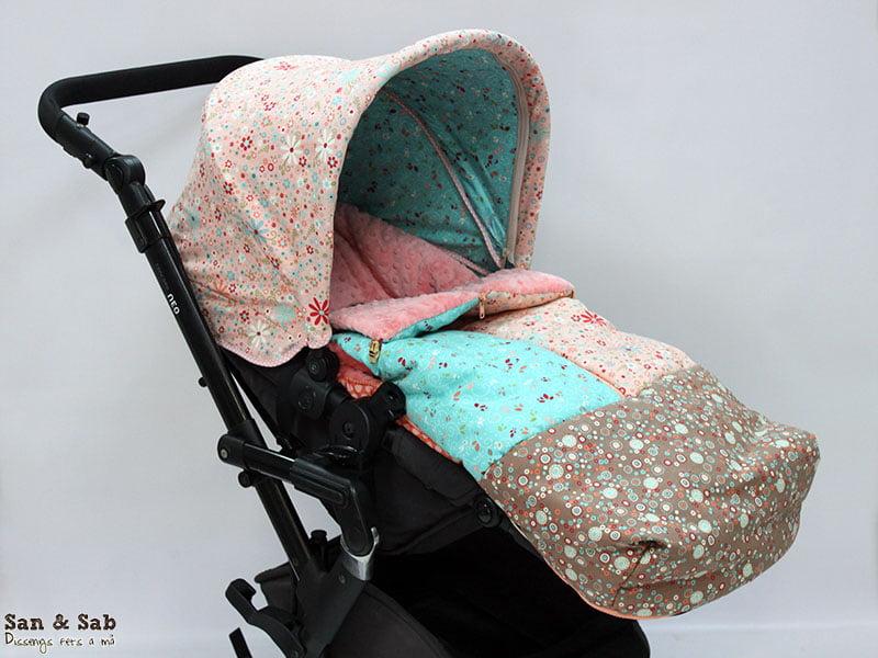 Fundas originales para el carro de tu beb d - Fundas para cambiador de bebe ...