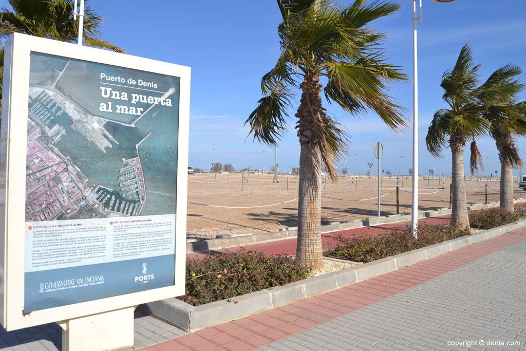 Historia del puerto de Dénia