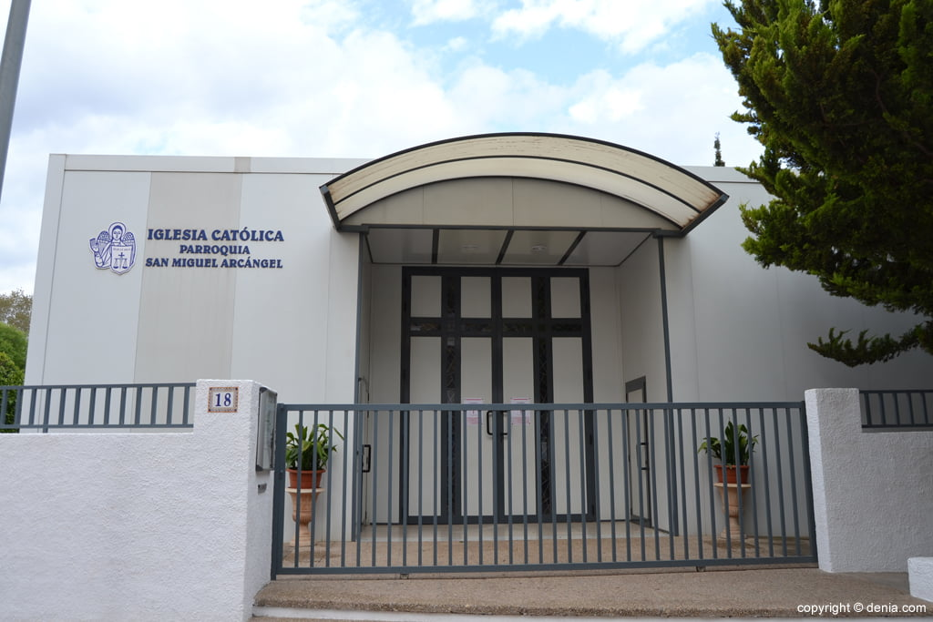 Eglise de San Miguel à Dénia