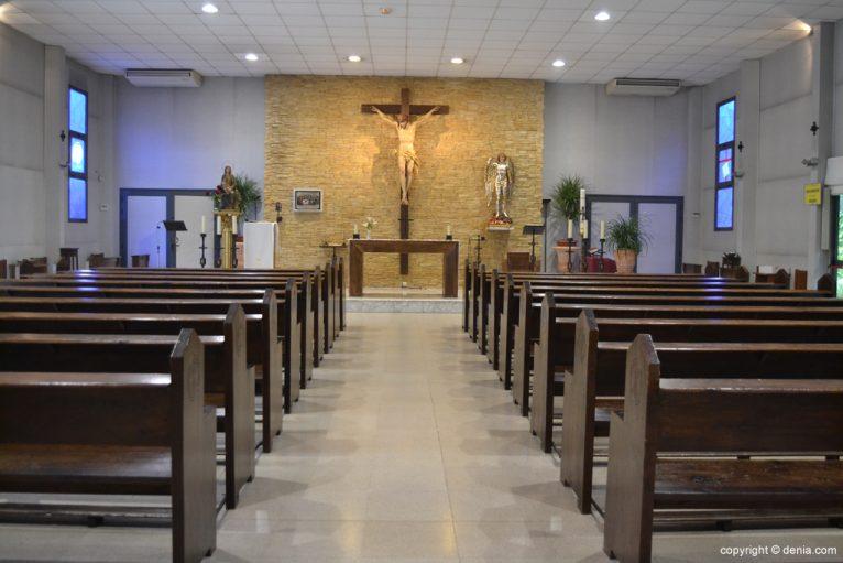 Iglesia de San miguel - Dénia