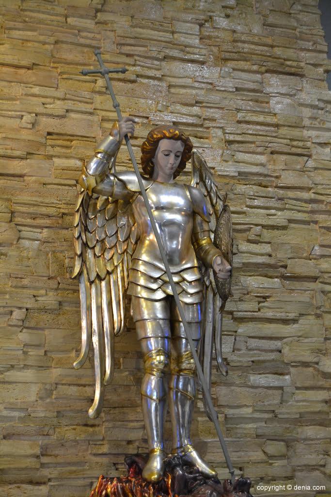 Imagen de San Miguel Arcángel