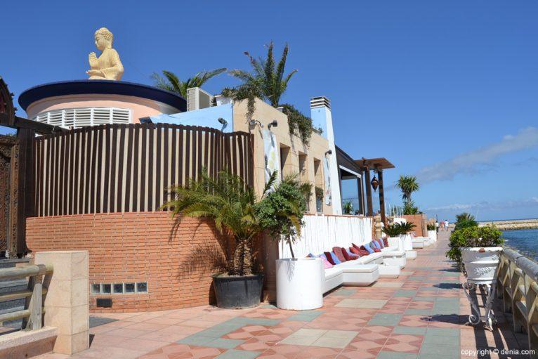Marina de Dénia - Restaurante Budha