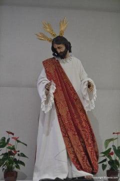 Nazarenos parroquia San Miguel