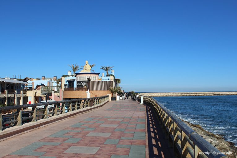 Paseo Marina de Dénia