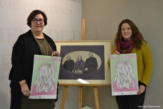 Pepa Sivera anuncia los actos del Día de la DOna