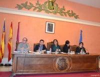 Pleno en Dénia - febrero 2015