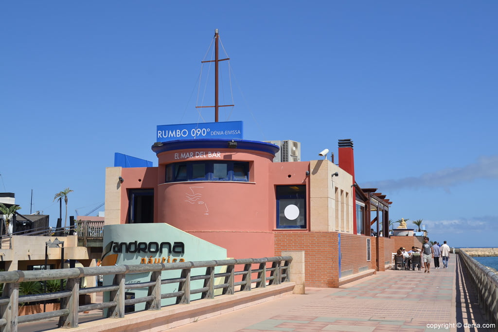 Puerto Deportivo Marina de Dénia – Restaurante Rumbo 90