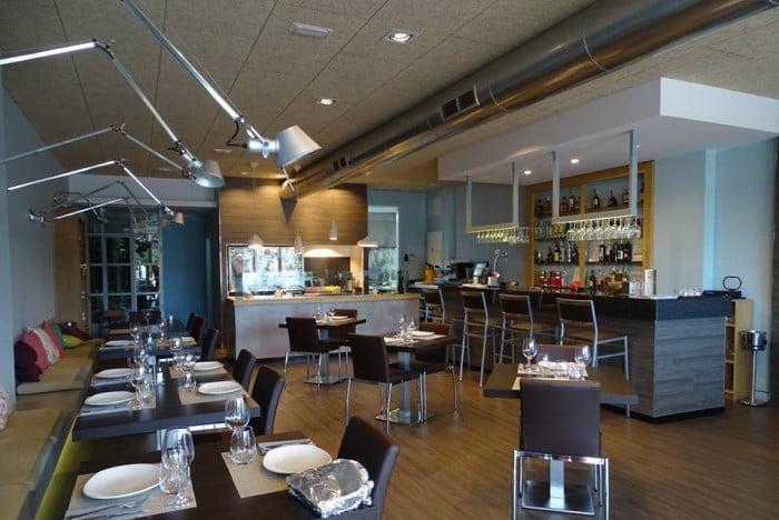 Enam rate de san valent n con el men de restaurante al punto d - Restaurante al punt ...