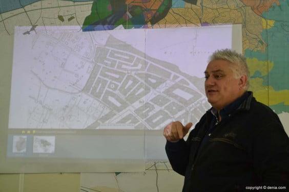 Rogelio Mira - arquitecto municipal