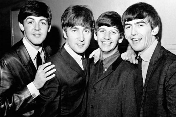 Tributo a Los Beatles en la Chica de Ayer