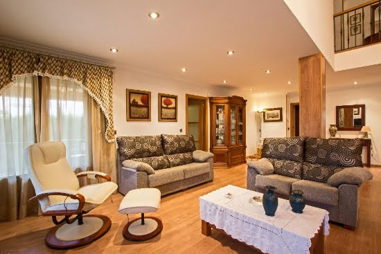 qualité location villa lounge