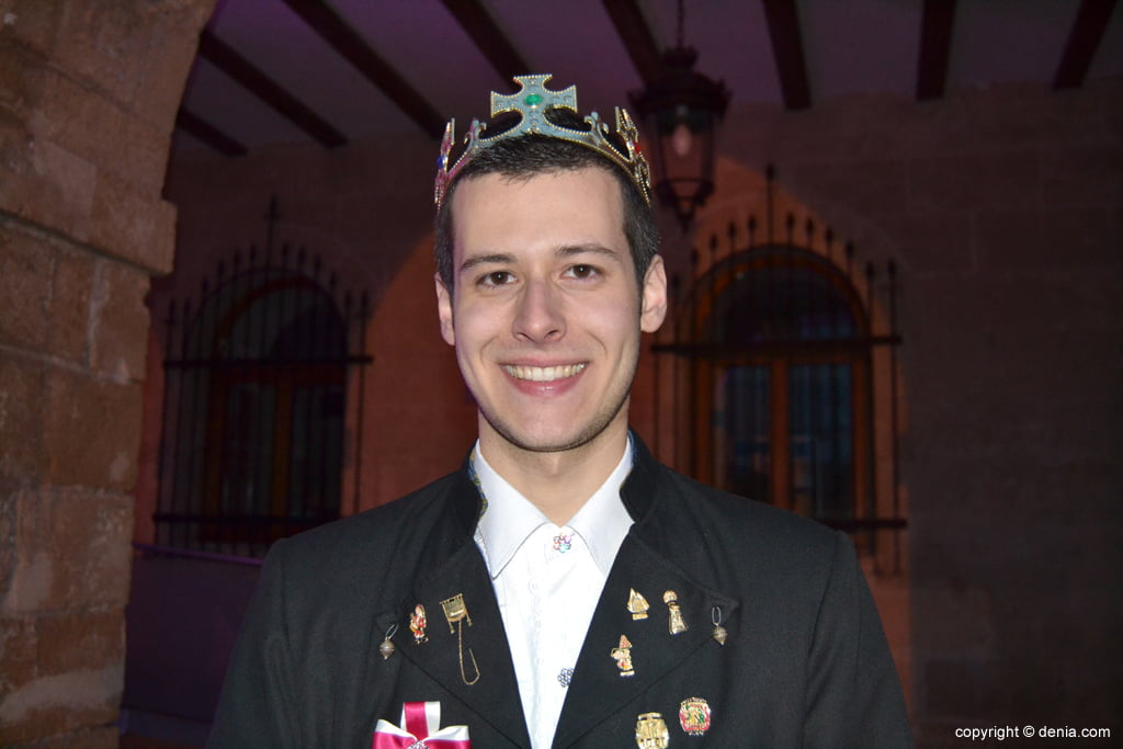 Reception of new Fallas presidents - Christian Pellicer