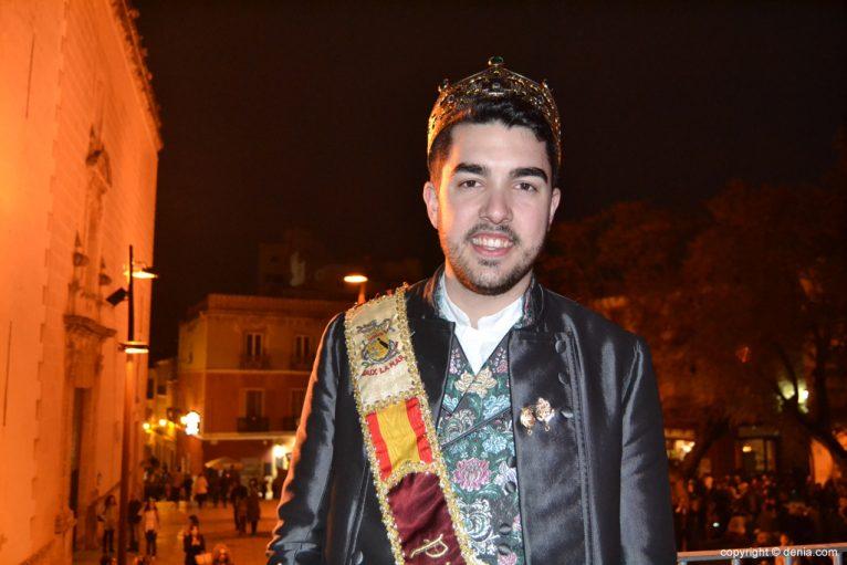 Receiving New falleros presidents - Ivan Llorens