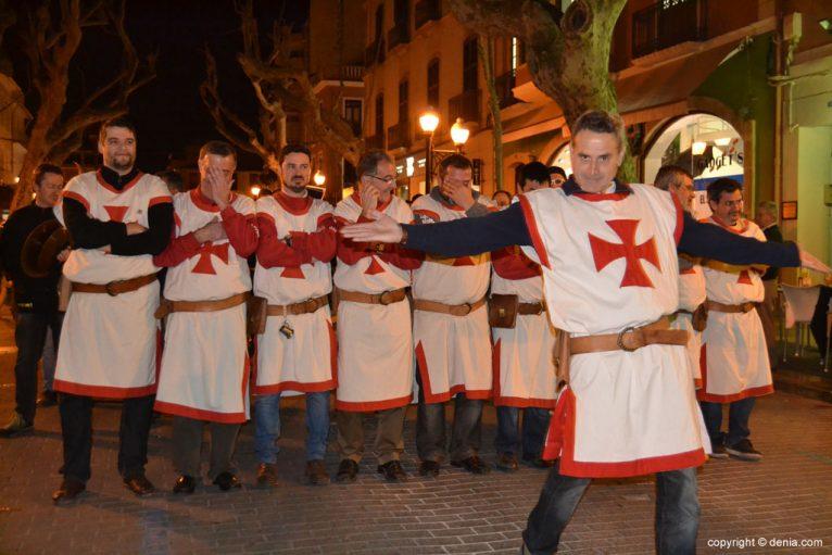 Mig Any Moros i Cristians Dénia 2015 - Filà Templaris