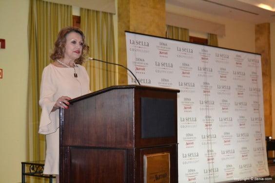 Gala Delivery CEDMA Awards - Sonja Dietz