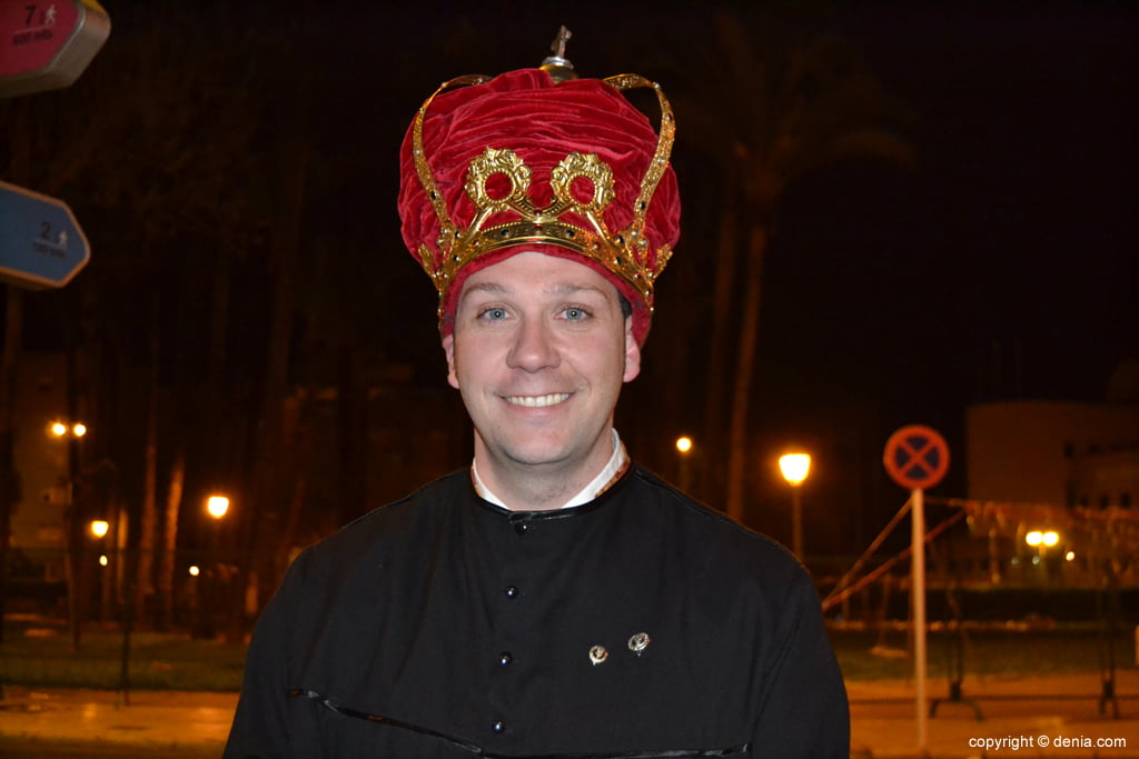 Reception of new Fallas presidents - David Ramis