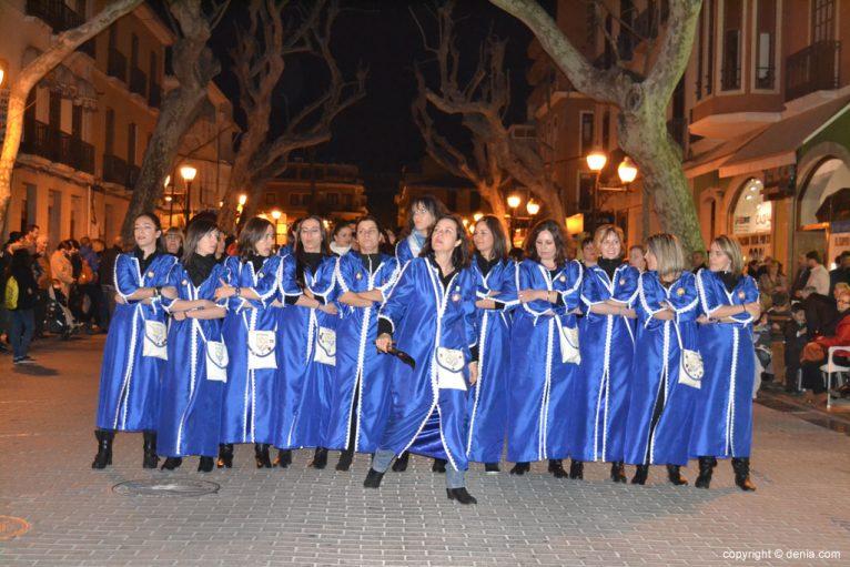 Mig Any Moros i Cristians Dénia 2015 - Filà Amazigh
