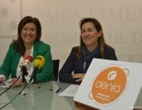 Ana Kringe y Cristina Sellés