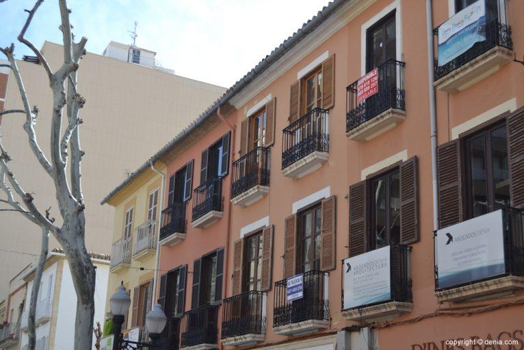 Balcones en Marqués de Campo