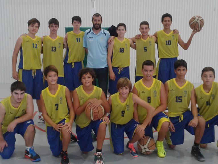 Dénia Basketball Cadet 00