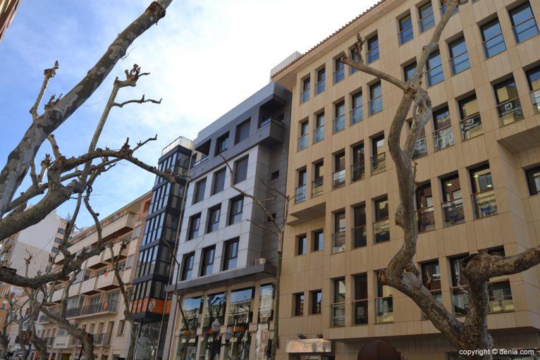 Office buildings in Marqués de Campo