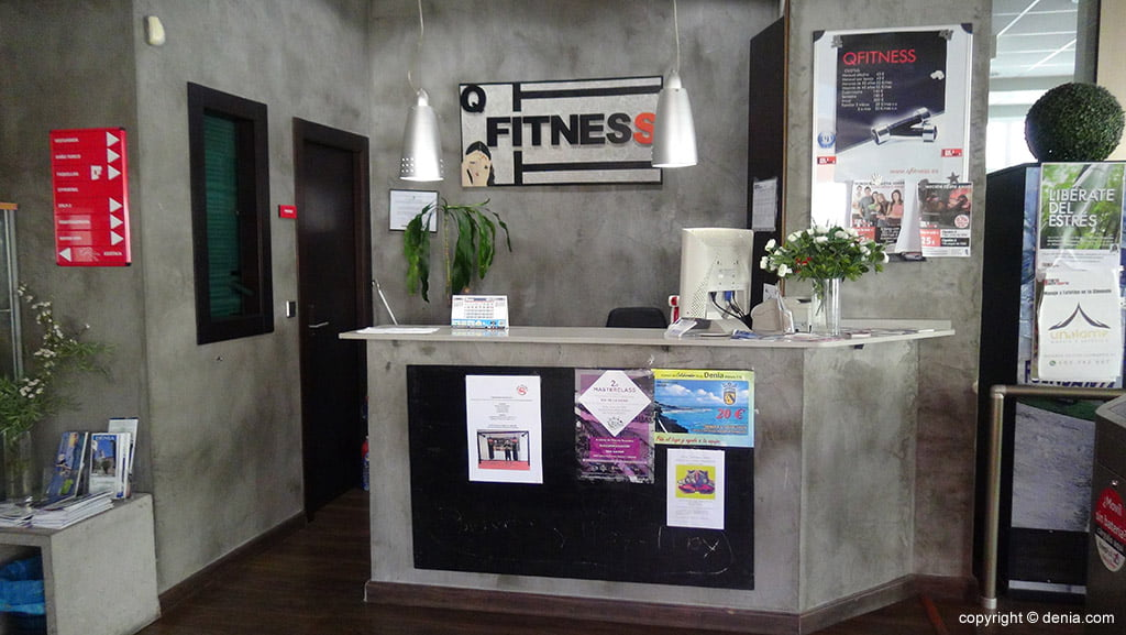 Gimnasio q fitness d for Gimnasio denia
