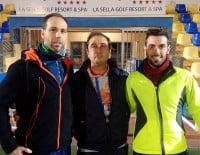 Juanan Canet, Fernando Maestre y Rafa Manuel