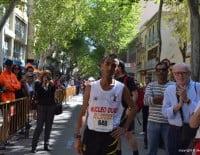 Mounir Horma ganador de la Media Maratón 2015