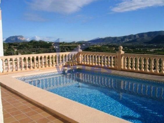 Vacation Villas piscina