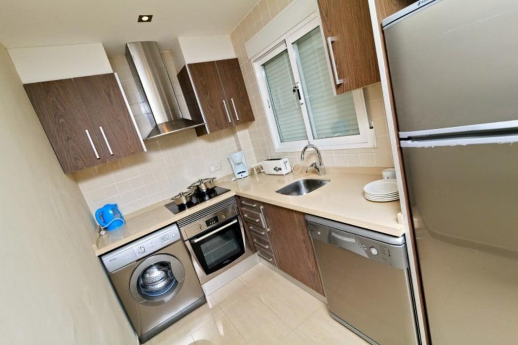 apartamento-playa-viviendas-y-bienestar-cocina - Dénia.com