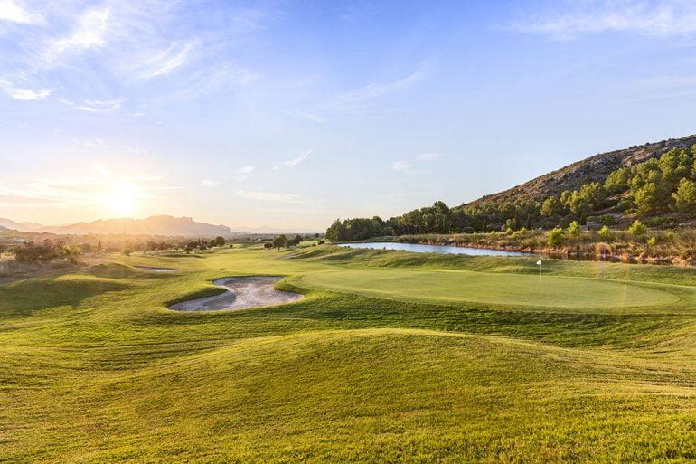 Terrain de golf La Sella Golf Resort Dénia