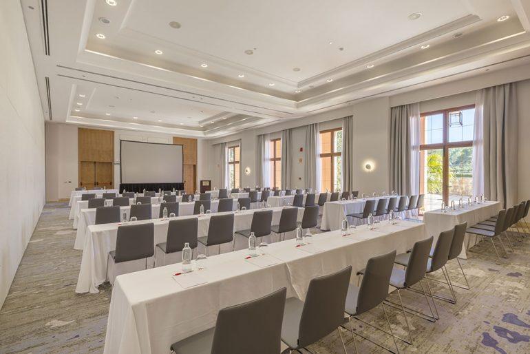 Espacios para reuniones en Hotel Dénia Marriott La Sella Golf Resort & Spa