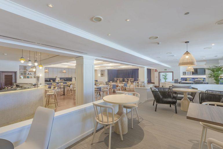 Interior menjador Hotel Dénia Marriott La Sella Golf Resort & Spa